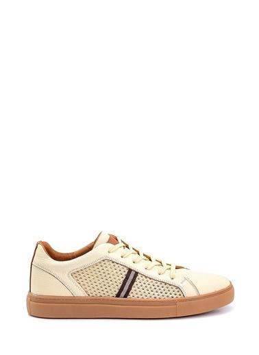 Derimod Erkek Ayakkabı(4279) Sneaker Bej
